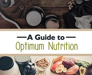 A Guide to Optimum Nutrition